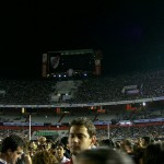 Fotos del Concierto de Coldplay en El Estadio River Plate