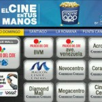 MovieApp - Primera Aplicacion de Cine para Blackberry en Republica Dominicana