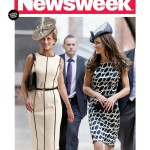 Lady Di y Kate Middleton Juntas por Photoshop en Newsweek