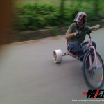 Dominican Drift Trike