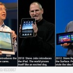 La Evolución de Las Tablets: Microsoft vs Apple
