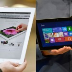 [Video] Lanzamiento del iPad vs Surface