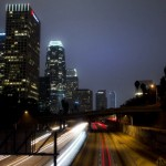 timelapse downtown los angeles