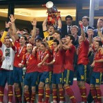 [Fotos y Videos] Todo Sobre La Final Eurocopa 2012: España vs Italia