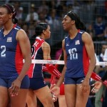 Londres 2012: [Video] Final del Partido de Volleyball RD vs E.U.