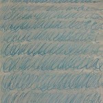 Untitled by Cy Twombly sold for 2.3 Million