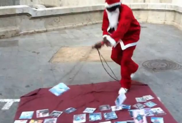lory money santa claus