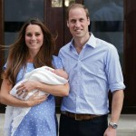 El bebe real del Príncipe William y Kate Middleton