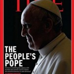 La portada de la Revista Time con El Papa Francisco
