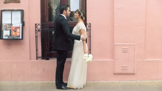 Video La Boda de Nashla Bogaert y David Maler