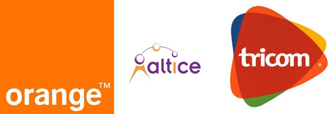 Altice-Orange-Tricom logo