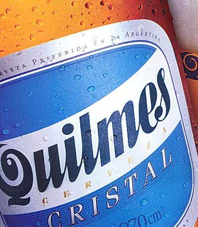 Cerveza Quilmes Dominicana RD