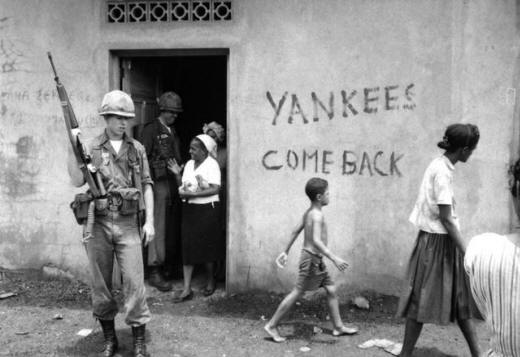 Yankees Come Back - Invasion norteamericana 1965