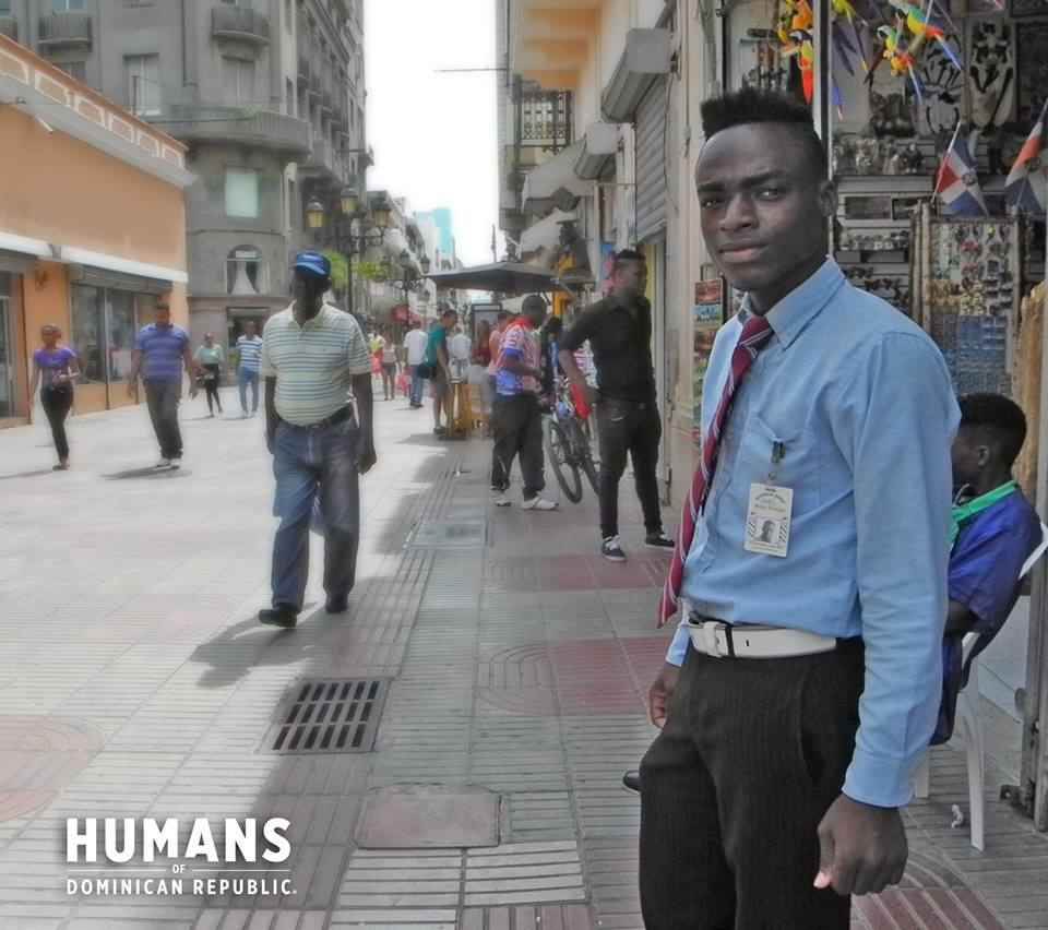 Humans of dominican republic